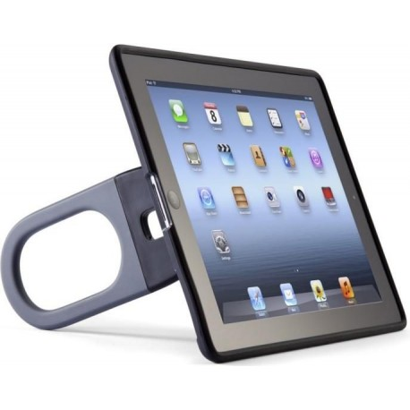 Speck iPad 34 gen HandyShell iPad3 BlackDark Grey Case