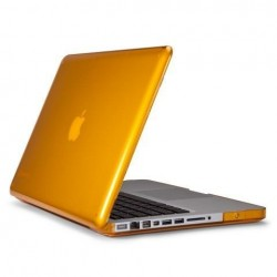 Speck MacBook Pro 13 SeeThru Orange Glossy