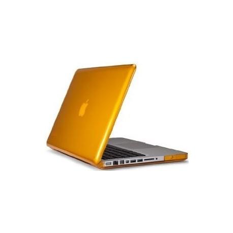 Speck MacBook Pro 15 SeeThru Satin Butternut Squash Glossy