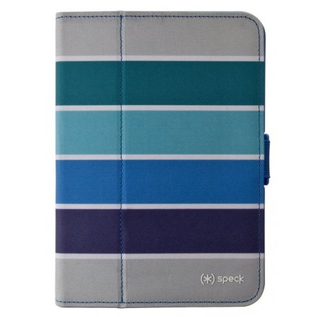 Speck for Kindle Fire HD 7 - FitFolio - ColorBar Arctic Blue