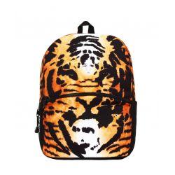 """MOJO Рюкзак """"Tiger"""" (цвет черный с оранжевый)"""