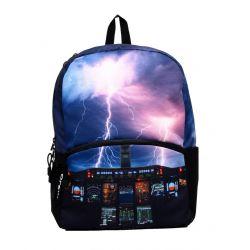 "MOJO Рюкзак ""Storm Chaser"" (цвет черный мульти)"
