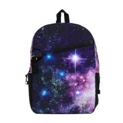 "MOJO Рюкзак ""Galaxy LED Lgiht"" (цвет черный мульти)"