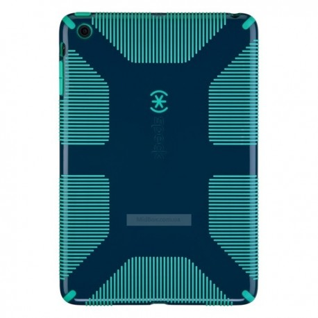 Speck iPad mini CandyShell Grip Deep Sea BlueCaribbean Blue
