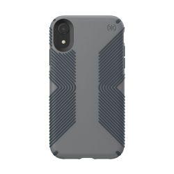 Speck Presidio Grip (iPhone XR- Graphite Grey/Charcoal Grey)