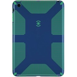 Speck iPad mini CandyShell Grip Harbor BlueMalachite Green