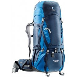 Deuter Aircontact 65+10 Midnight Navy