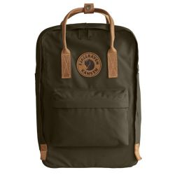 Fjallraven Kanken No.2 Laptop 15 (Dark Olive)