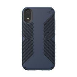Speck Presidio Grip (iPhone XR- Eclipse Blue/Carbon Black)
