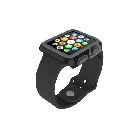 Speck for Apple Watch 42mm CandyShell Fit BlackSlate Grey