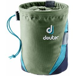 Deuter Gravity Chalk Bag I L (Khaki Navy)