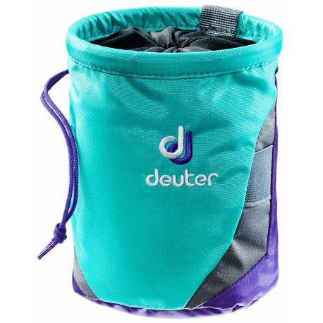 Deuter Gravity Chalk Bag I M (Mint Violet)