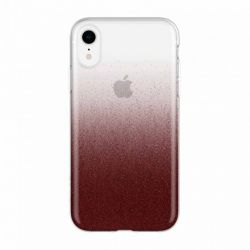 Incipio Design Series Classic for Apple iPhone XR - Cranberry Sparkler