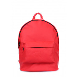 POOLPARTY Backpack Pu Red