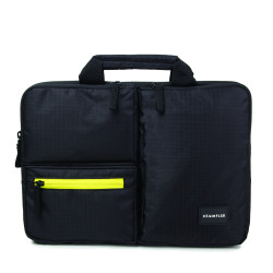 "Crumpler The Geek Deluxe 13"" (Black)"