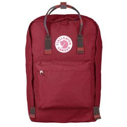 Fjallraven Kanken Laptop 17 (Deep Red-Random Blocked)