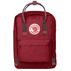 Fjallraven Kanken Laptop 13 (Deep Red-Random Blocked)