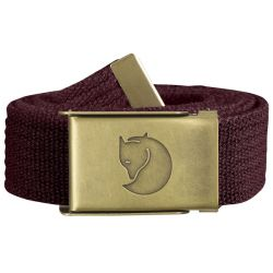 FJALLRAVEN Canvas Brass Belt 3cm 77298.356
