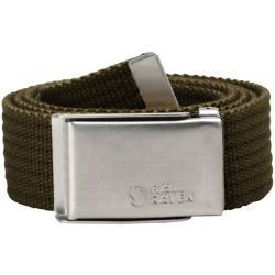 Fjallraven Merano Canvas Belt (Dark Olive)