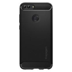 Spigen Rugged Armor (Huawei P smart/Enjoy 7S/nova lite 2 Case) Black