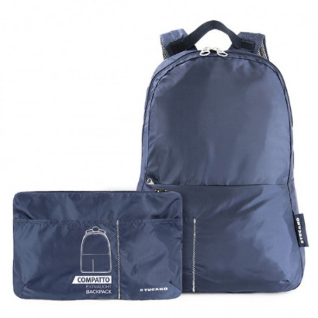 45017782598a ProBag|Складной рюкзак Tucano Compatto Backpack XL (Blue)—《Здесь ...