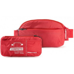 Tucano Compatto XL Waistbag Packable (Red)