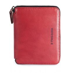 Tucano Sicuro Premium Wallet (Red)