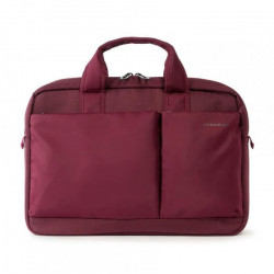 "Tucano Piu Bag 13"" (Burgundy)"