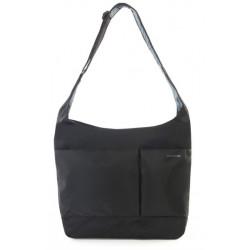 "Tucano PIU Sling Bag 13-14"" (Black)"