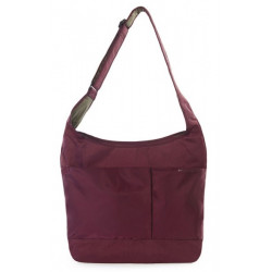 "Tucano PIU Sling Bag 13-14"" (Burgundy)"