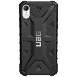 UAG Pathfinder Camo Case (iPhone XR) Black