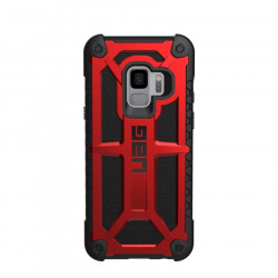 UAG Monarch Case (Samsung Galaxy S9) Crimson