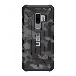 UAG Pathfinder Case (Galaxy S9+) Gray/Black
