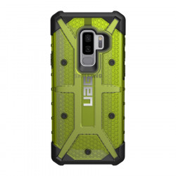 UAG Plasma Case (Samsung Galaxy S9+) Citron