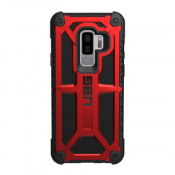 UAG Monarch Case (Samsung Galaxy S9+) Crimson