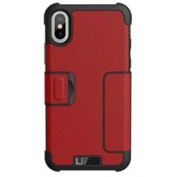 UAG Metropolis Case для iPhone X[Magma] IPHX-E-MG