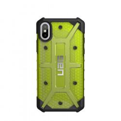 UAG Plasma Case (iPhone X) Citron