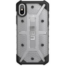 UAG Plasma Case для iPhone X[Ice (Transparent)] IPHX-L-IC