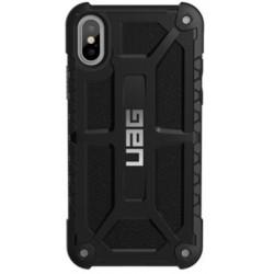 UAG Monarch Case для iPhone X[Black] IPHX-M-BLK