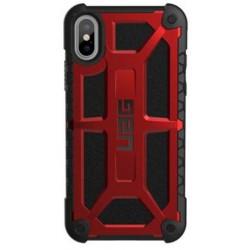 UAG Monarch Case для iPhone X[Crimson] IPHX-M-CR