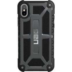 UAG Monarch Case для iPhone X[Graphite] IPHX-M-GR