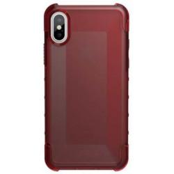 UAG Plyo Case для iPhone X[Crimson] IPHX-Y-CR
