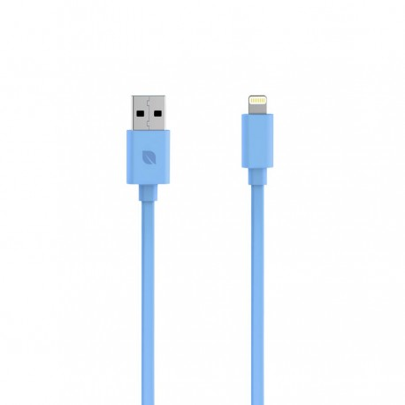 Incase Sync and Charge Flat Lightning 1 Blue