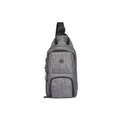 Wenger Console Cross Body Bag (Grey)