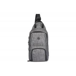 Wenger Console Cross Body Bag (Grey)