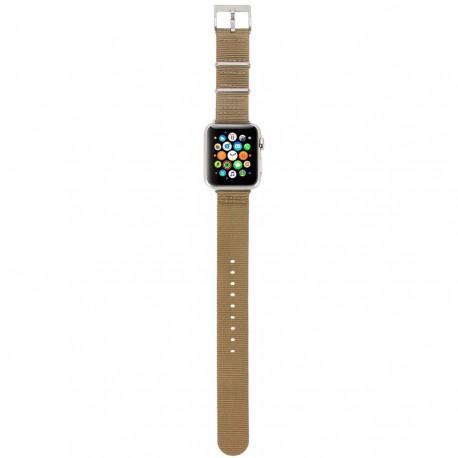 Incase Nylon Nato Band for Apple Watch 42mm Bronze