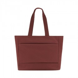 Incase City Market Tote Deep Red