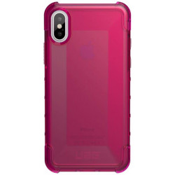 UAG Plyo Case (iPhone X) Pink