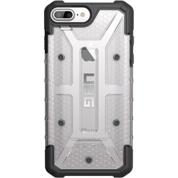 UAG Case for iPhone 8/7/6s Plus[Ice (Transparent)] IPH8/7PLS-L-IC