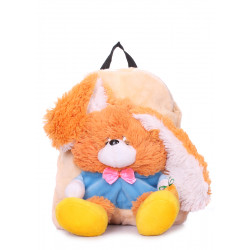 POOLPARTY Kiddy Backpack Rabbit Orange